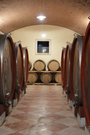 Two Amarone wineries