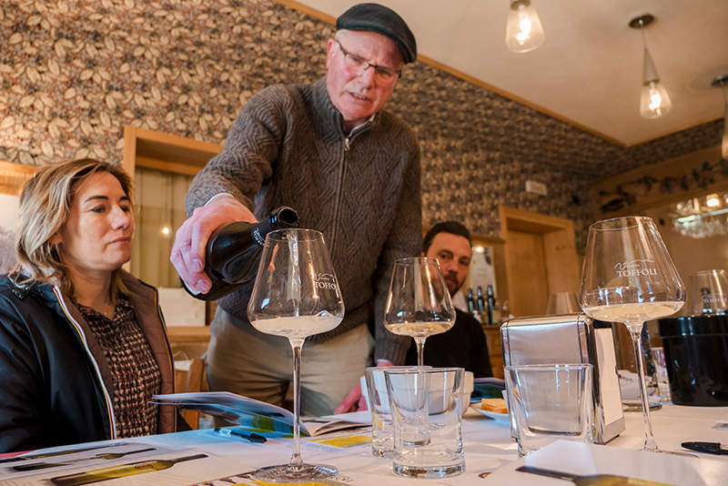 pagus wine tour prosecco